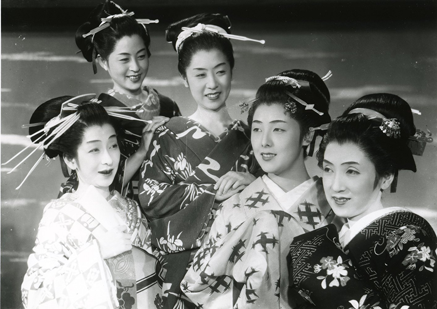 geisha prostitué ou non