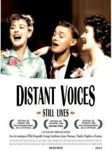 Affiche Distant Voices