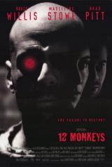 Affiche L'armée des douzes singes