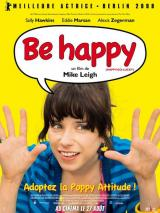 Affiche Be happy