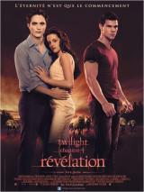 Affiche Twilight - Chapitre 4 : Rvlation 1re partie