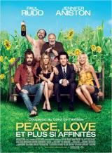 Affiche Peace, Love et plus si affinits