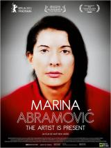 Affiche Marina Abramovic: The Artist Is Present