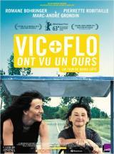 Affiche Vic + Flo ont vu un ours