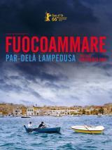 Affiche Fuocoammare, par-delà Lampedusa