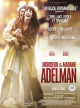 Affiche Monsieur et Madame Adelman