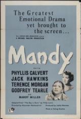 Affiche La Merveilleuse histoire de Mandy