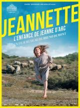 Affiche Jeannette, l'enfance de Jeanne d'Arc