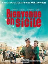 Affiche Bienvenue en Sicile