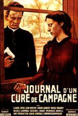 Affiche Le Journal d'un curé de campagne