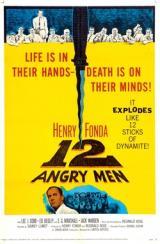 Affiche Douze hommes en colère
