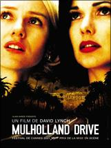 Affiche Mulholland Drive