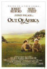 Affiche Souvenirs d'Afrique
