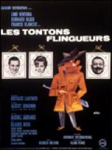 Affiche Les Tontons flingueurs