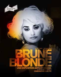 Exposition Brune/Blonde : tas de beaux cheveux, tu sais !