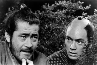 Sanjuro (Tsubaki Sanjuro - Akira Kurosawa, 1962)