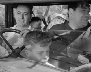 Dimanche d'août (Domenica d'agosto - Luciano Emmer, 1950)