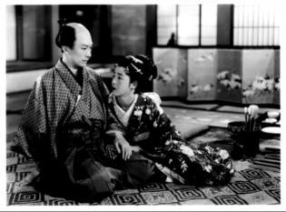 Cinq femmes autour d'Utamaro (Utamaro o meguru gonin no onna - Kenji Mizoguchi, 1946)