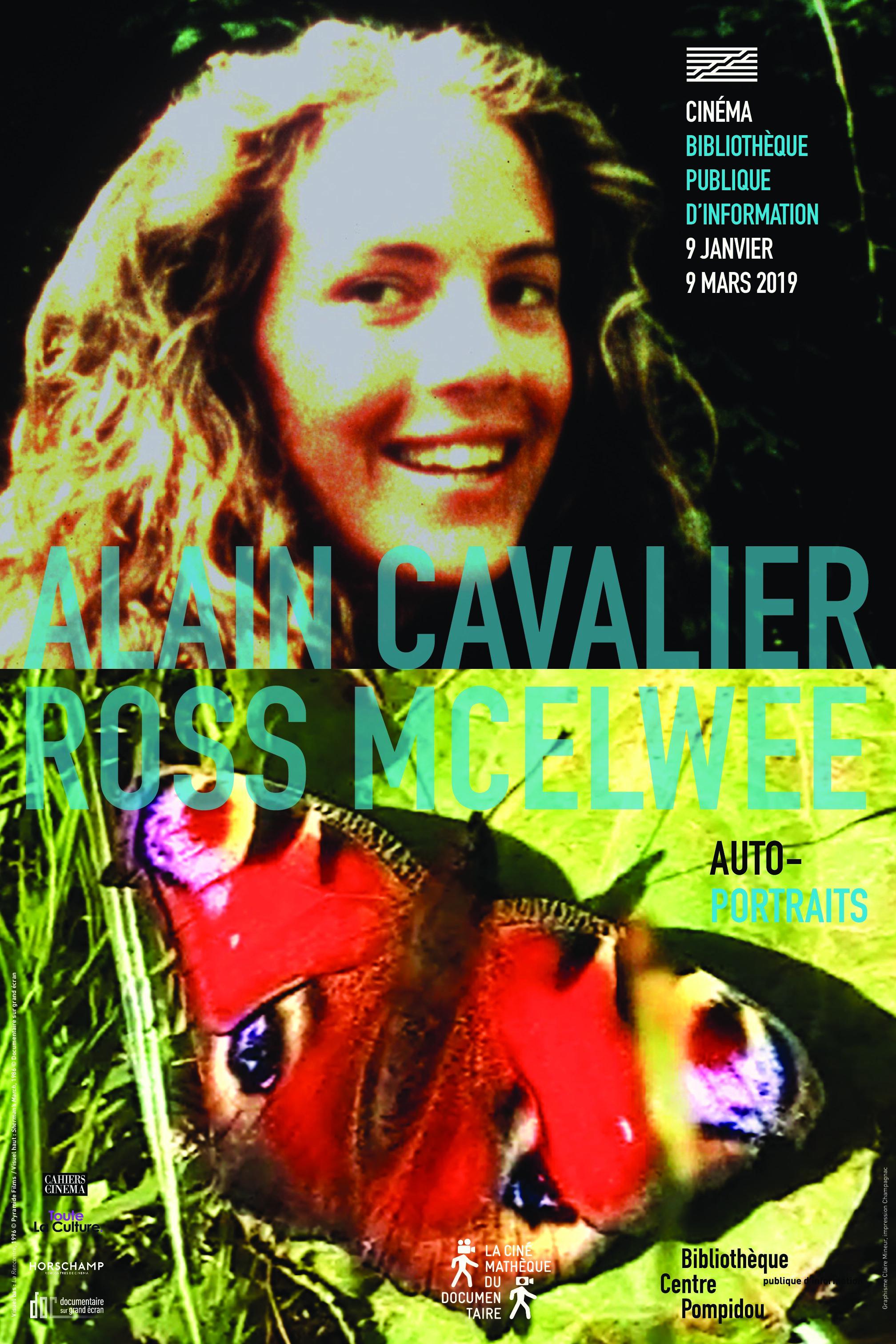 Alain Cavalier – Ross McElwee du 9 janvier au 9 mars au Centre Pompidou